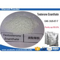Quality 99% Purity Muscle Gain and Weight Loss Testosterone Steroid Testosterone Enanthate / Test E for sale