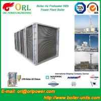 Buy cheap Vertical Electric Boiler Air Preheater In Steam Power Plant Tubular Type product