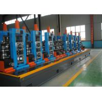 Buy cheap Straight Seam Mild Steel Small Pipe Making Machine ERW High Frequency product