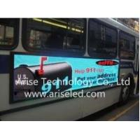 Buy cheap LED banner signs/ Bus LED Display P5/P6/P7.62 product