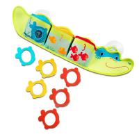 Buy cheap Non - Toxic Colorful Floating Bath Toys Eye - Catching Long Service Life product