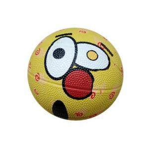 Buy cheap Mini Rubber Basketball    (HD-3B08R) product