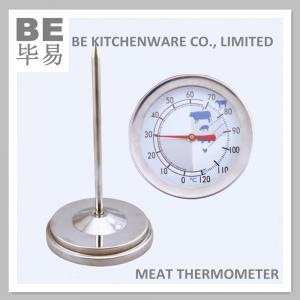 China LFGB Certified Mechanical Animals Illustration Roasting Thermometer on sale