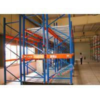 Heavy Load Mobile Storage Racks Warehouse Pallet Racking For Space Optimization