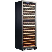 China 166 Bottles 450L compressor wine cooler Single-Zone wholesale