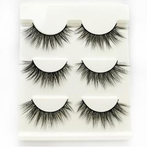Buy cheap 3d faux Premium Mink Silk 3D Synthetic Soft Import Material Eyelash product