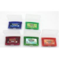 Buy cheap Cheaper Game for GBA :Pokemon Emerald ,fire red, ruby,sapphire,leef green mix order product