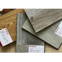 Quality Dry Back SPC Vinyl Flooring Environment Friendly Long Lifespan Elegant Appearance for sale