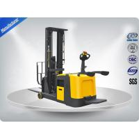 China 3.5 Ton Fork Lift Truck Hire / CE Certification Powered Pallet Truck wholesale