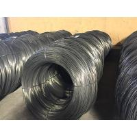 Buy cheap Hot dipped galvanized spring steel wire SAE 1070 electric galvanized wire good quality china factory spring steel price product