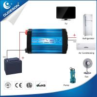 Buy cheap Low cost blue aluminum off grid dc ac 3000w single phase power inverter for home product