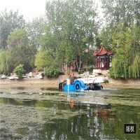 Buy cheap 2000m2/h Aquatic Weed Harvester Boat product