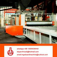 Buy cheap Partition Wall Panel Construction Material Making Machinery For Dampproof Board product