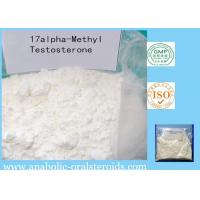 Buy cheap Oral 17a-Methyl-1-testosterone CAS 65-04-3 Testosterone Steroid For Bodybuilding product