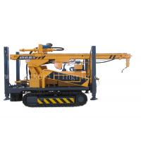 Buy cheap Industrial Water Well Drilling Rig Crawler Mounted Dth Hydraulic Machine from wholesalers