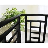 Buy cheap Aluminum Stair Railing For Stairs , Powder Coating / Anodizing Aluminium Exterior Hand Railings product