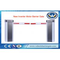 Buy cheap Anti Crash Vehicle Barrier Gate 100m Remote Control Distance With Flexible Arms from wholesalers