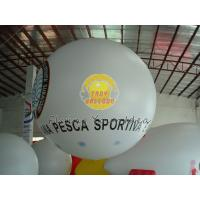 Buy cheap Bespoke Inflatable PVC Full digital printed advertising helium balloons for Entertainment events product