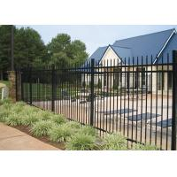 Buy cheap Professional Square Tubular Picket Fence For Automatic Security Gates product