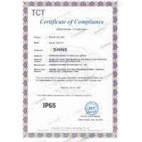 Shenzhen eshine Technology Co., Ltd. Certifications