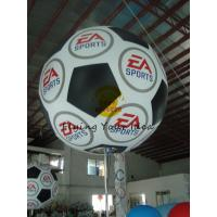 Buy cheap PVC 1.8m Inflatable Lighting Balloon Digital Printing For Celebration product