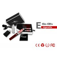 650mAh 1.8ohm EGO E Cigarette Changeable Atomizer / 700 Mouthful eGo CE5 Kit