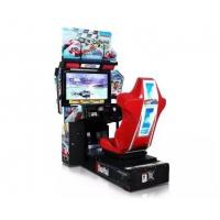 Buy cheap Coin Operated Driving Car Racing Motion Game Machine Simulator Amusement Arcade from wholesalers