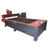 Quality 1300*3000mm Table Type CNC Plasma Flame Cutting Machine with 200A Plasma Power for sale