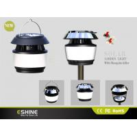 Quality Portable Garden Solar Led Street Lights ABS with mosquito Killer for sale