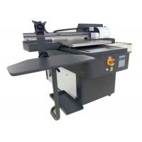 Buy cheap 60*90cm A3 Size LED Flatbed Printer For Wood / Glass / Case / T Shirt Printing product
