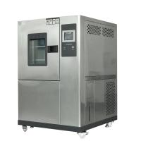 China High Low Temperature Humidity Test Chamber Equipment -40 To 150℃ And 10% To 98% Humidity on sale