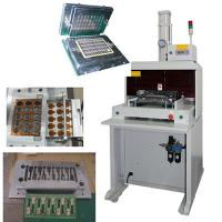 Buy cheap Punching Mould PCB Depaneling Machine High Efficiency 330 X 220mm product