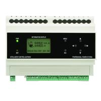 Buy cheap 2 Watt Intelligent Lighting Control Module Processor With Push Buttons 250g Weight product