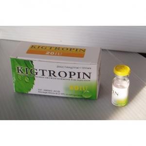 Buy cheap 20IU Yellow Top Kigtropin HGH Human Growth Hormone for Muscle Enhancing product