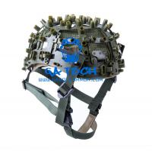 China Hedgehog Suspension For Army Helmet / bullet proof helmet hedgehog suspension system on sale