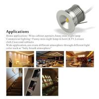 Buy cheap Super Bright 3Wx6 Round Dimmable MINI LED Downlights Cabinet Light Spotlight Ceiling Light product