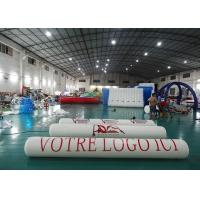 Buy cheap Inflatable Promoting Strip Buoy For Ocean Or Lake Advertising , Inflatable tube buoys from wholesalers