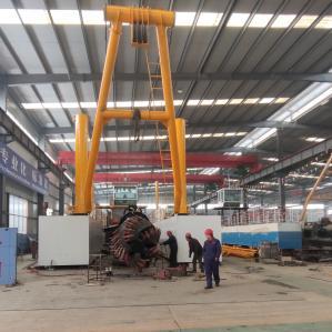 Buy cheap Keda sand dredger machine/ mud dredge equipment/ sand mining machine product