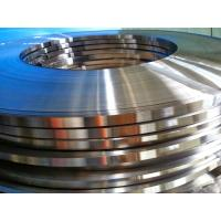 China Polished Stainless Steel Coil 201 Stainless Steel Strap Round Edge ISO Certificate on sale