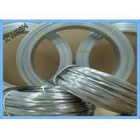 Buy cheap BWG 20 21 22 GI Galvanized Binding Wire Firm Zinc Coated Fit Express Way Fencing product
