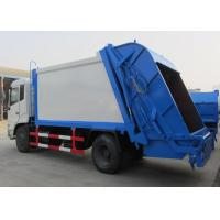 Buy cheap SINOTRUK HOWO Compressed Garbage Collection Truck 5-6CBM LHD 4X2 ZZ1087D3415C180 product