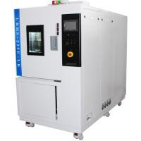 Buy cheap -60~+150℃ Fast Temperature Cycling Programmable Rapid Change Rate Temperature Test Chamber product