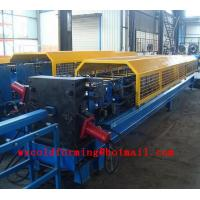 Buy cheap Square Downspout Roll Forming Machine Electrical For Rainwater Pipes product