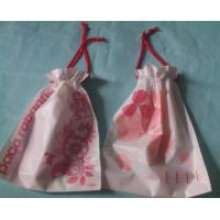 Buy cheap Promotional Swimwear Drawstring Plastic Bags With Double Ropes product