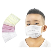Buy cheap 3 Layers Disposable ISO Child Respirator Mask product