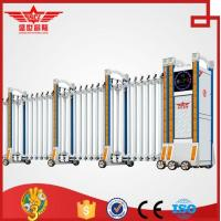Buy cheap Aluminum good design electrically operated gate with remote control-L1512 product