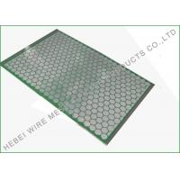 Buy cheap Professional Hookstrip Screen For Flo Mud Cleaner 2000 1050 X 695mm Screen Size from wholesalers