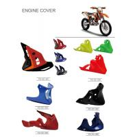 Buy cheap Friction Resistant Motorcycle Engine Cover Modification Various Colors Long Service Life product