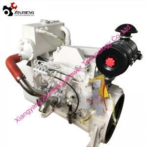 Buy cheap 4BTA3.9-GM65 65KW Cummins Marine Diesel Engines Assembly, Diesel Boat Motor product