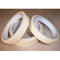 Buy cheap 130 Degree High Temp Masking Tape Resisting Pressure Senstive , Coloured Masking Tape product